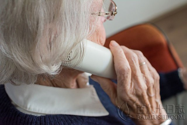 一个让5000万人哭的电话_www.baijiushi.com