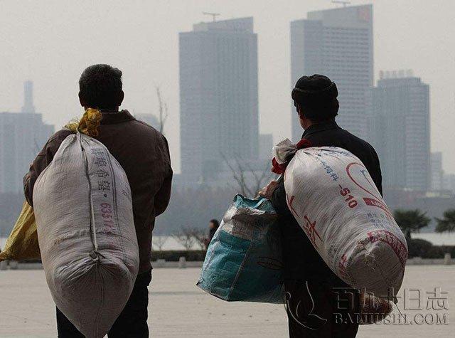 谁的父母不是农民,一个农民工的故事_www.baijiushi.com